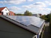 Solaranlage in Hohen Heuendorf
